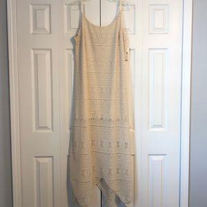 No Boundaries Crochet Dress